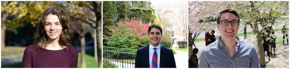 Three U of T students win prestigious Rhodes Scholarship