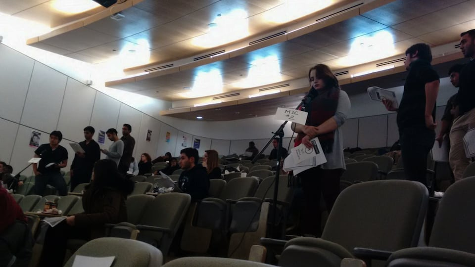 Seven motions pass, one fails, five motions not discussed at SCSU AGM