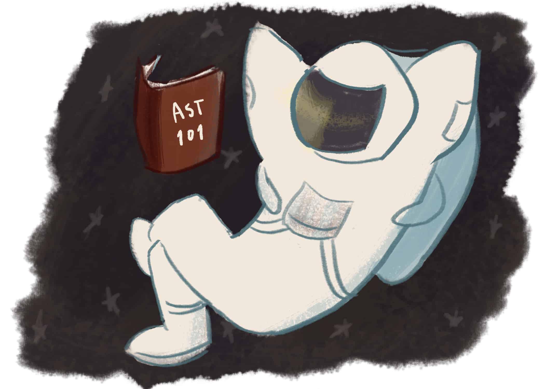 Quiz: So you wanna be an astronaut?