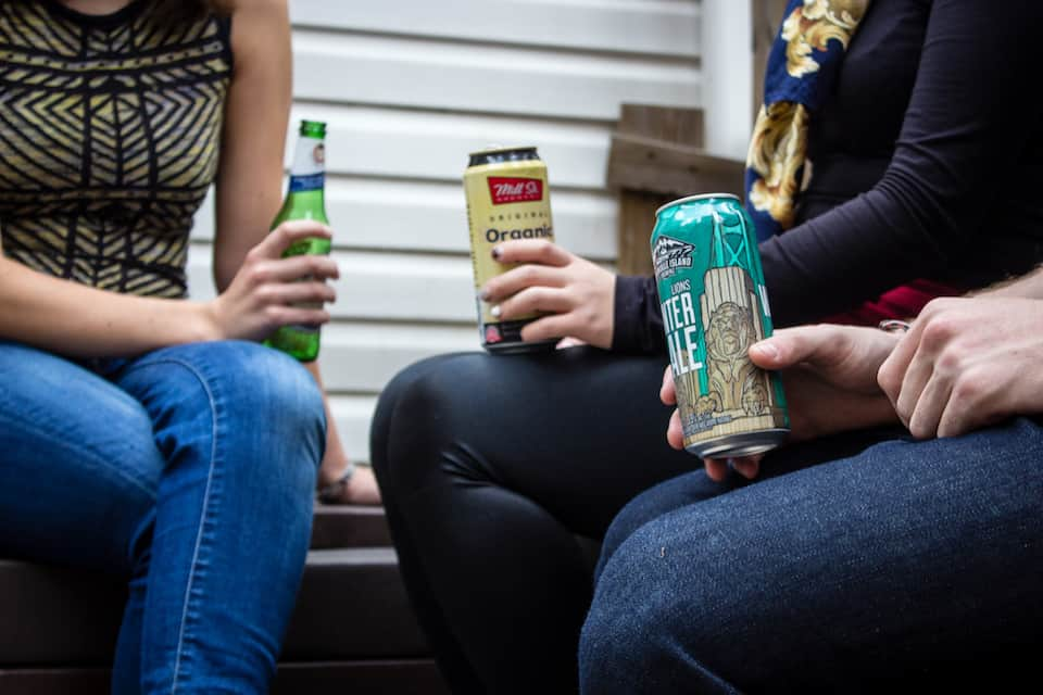 Alcohol on campus: the sobering truth