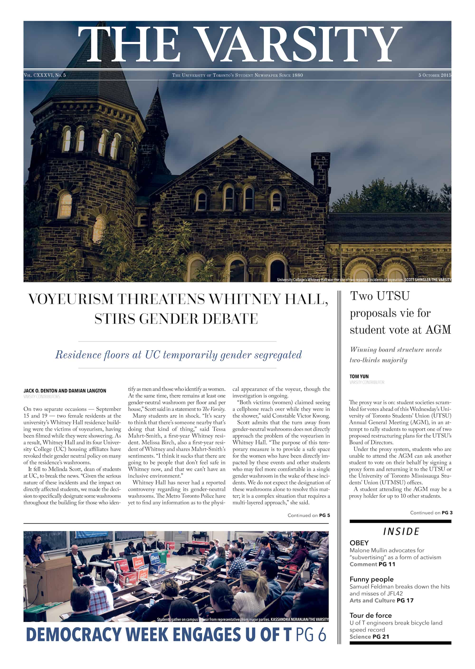 campus issue paper Top 100 research paper topics or should it be a state issue campus sexual assault are sexual assault incidences on college campuses on the rise or has.