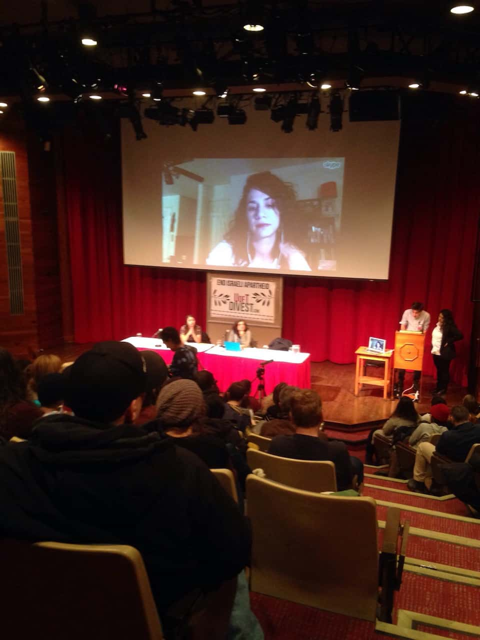 U of T Divest event disrupted by Jewish Defense League