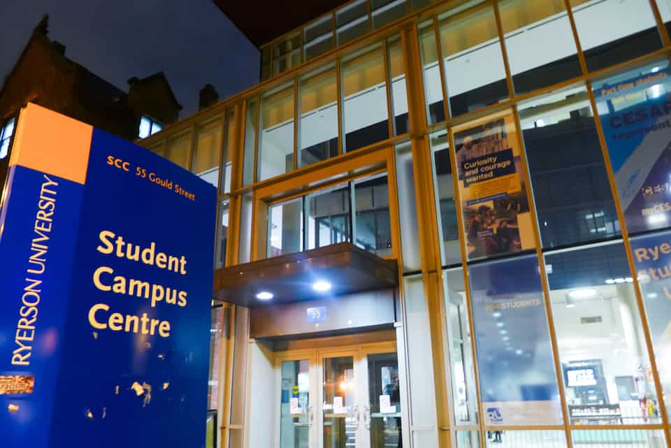 Impact sweeps Ryerson Students' Union elections