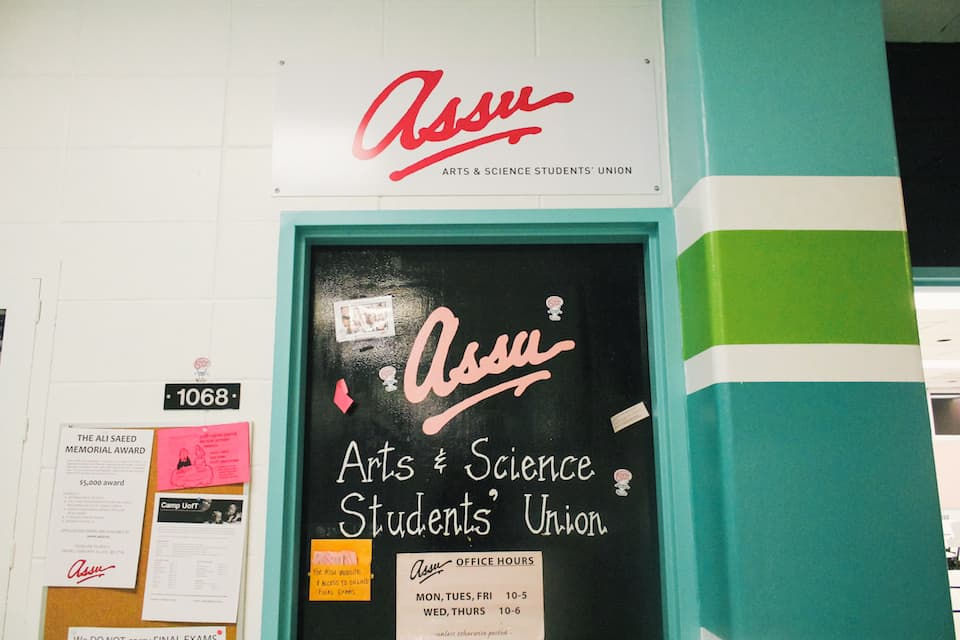 ASSU executive removed from office