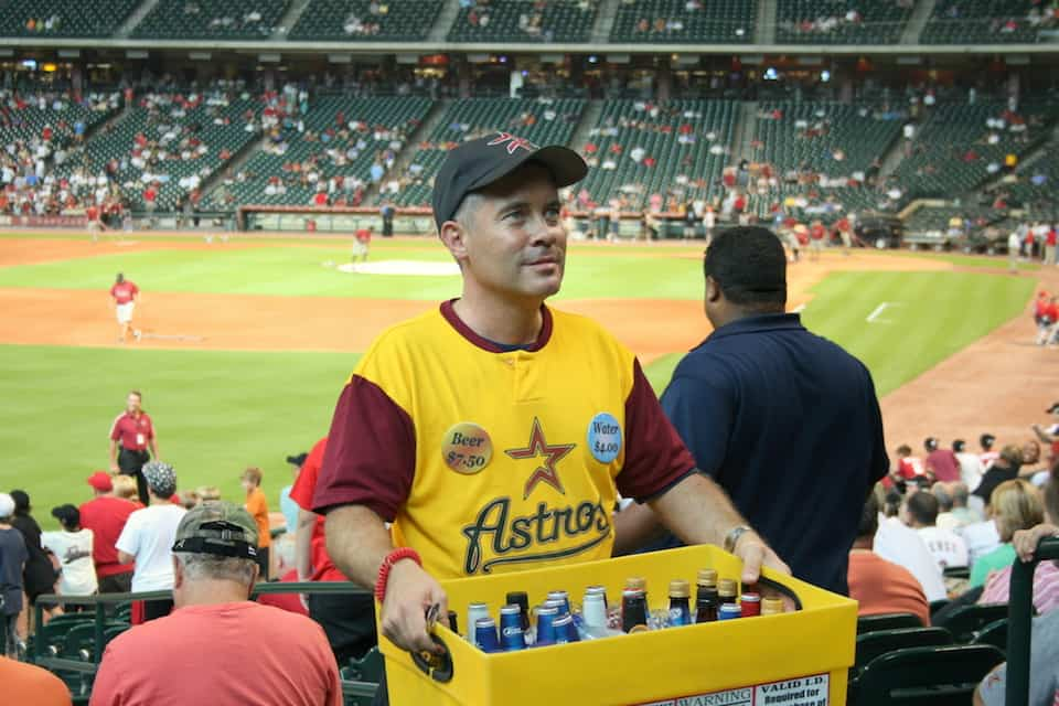 Sports and drinking: a perfect match
