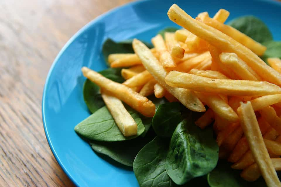 Are french fries healthy after all?