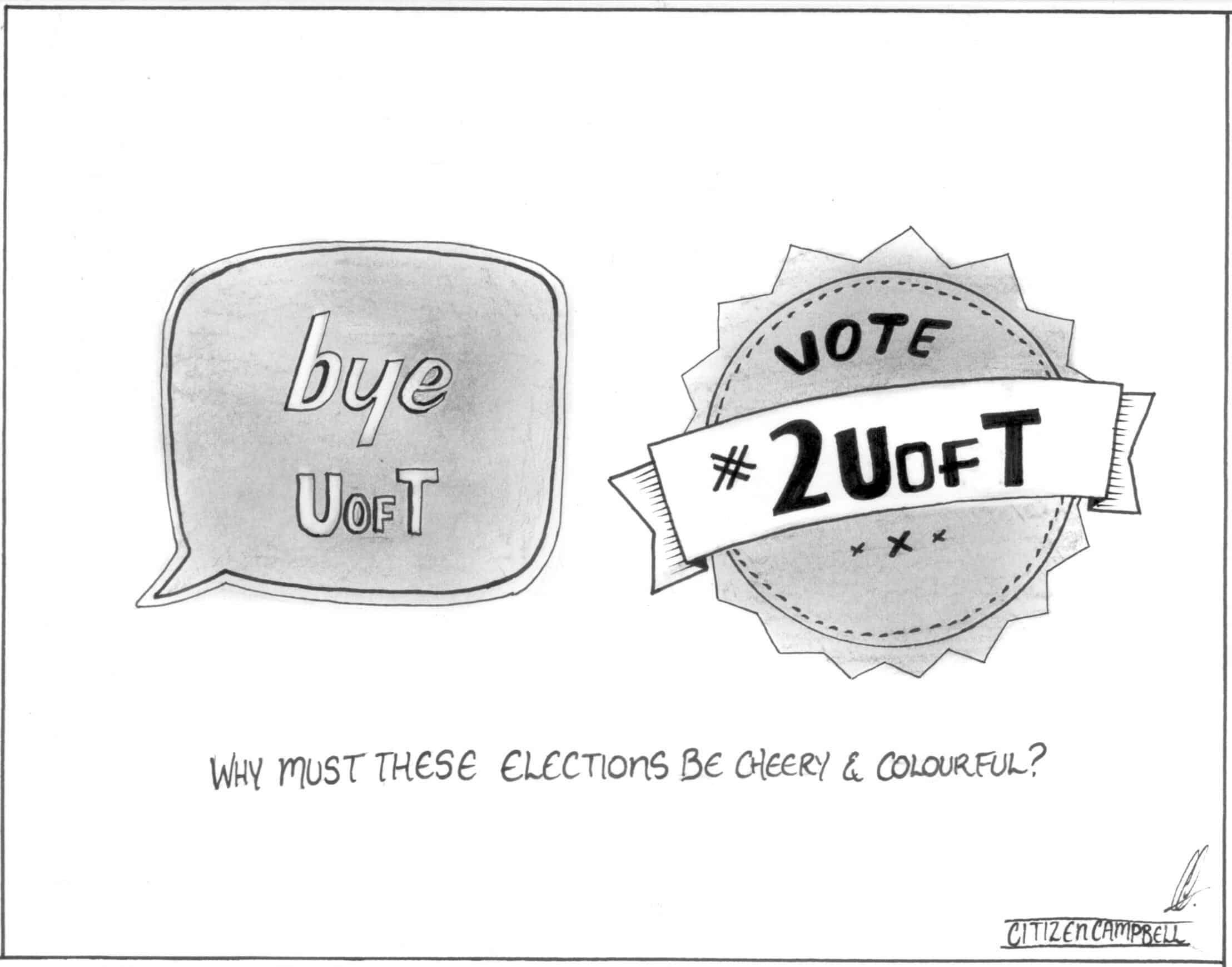 Editorial Cartoon: March 22nd, 2016