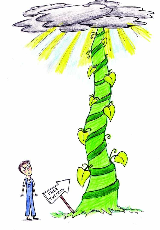 A budgetary balancing act