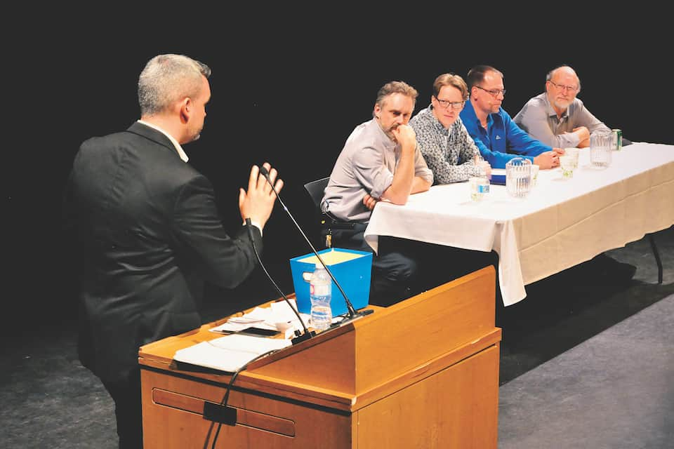 Mind Matters hosts sixth annual conference at Isabel Bader Theatre