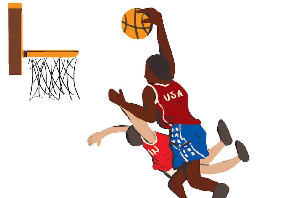 CIS vs. NCAA basketball