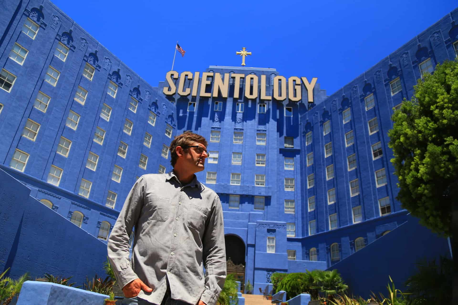Hot Docs Review: Louis Theroux shows no mercy in <em>My Scientology Movie</em>