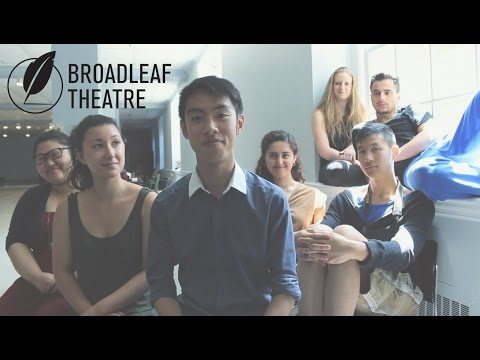 Take a Bite into Environmental Issues with Broadleaf Theatre