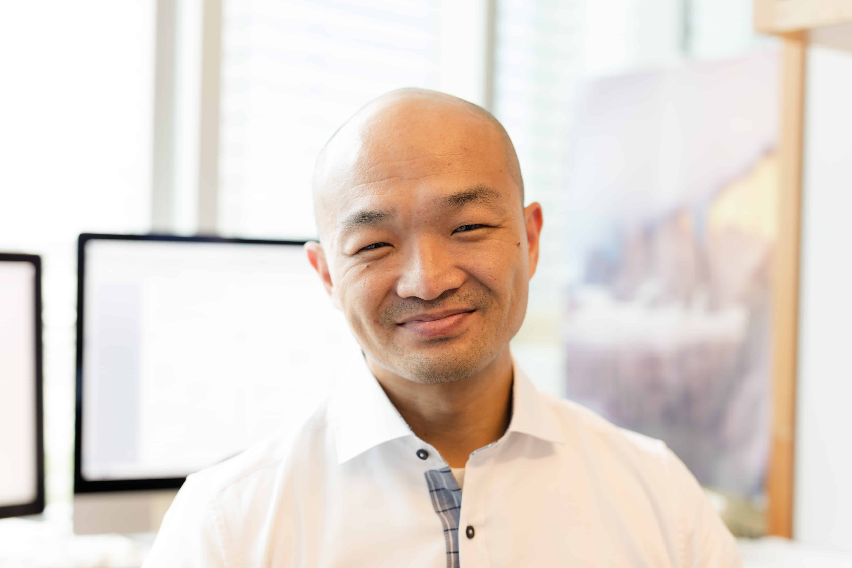 Phillip Kim. NATHAN CHAN/THE VARSITY