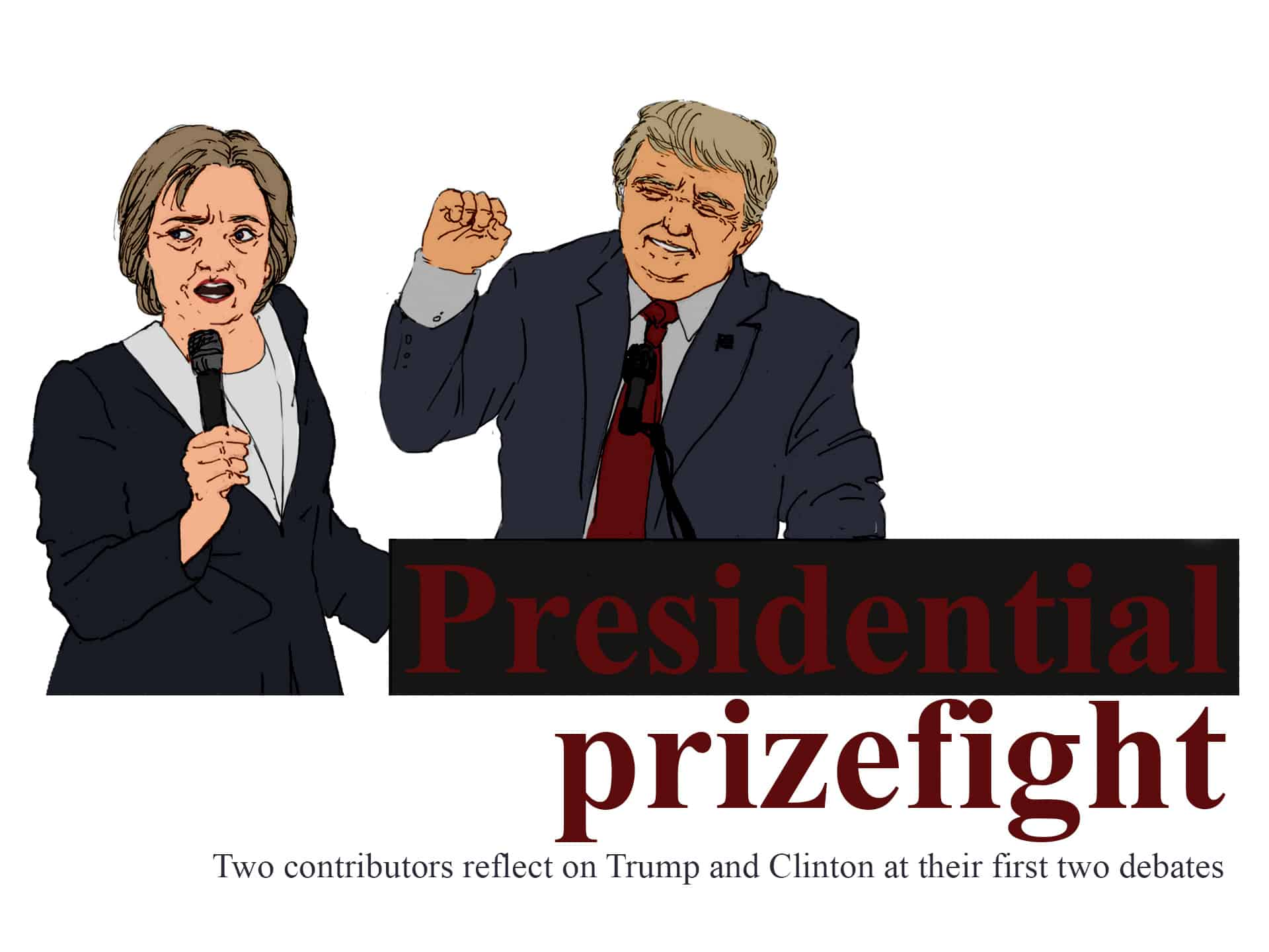 Presidential prizefight