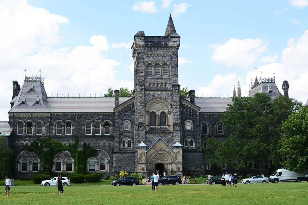 U of T is consistently ranked at the top of Canadian universities.  STEVEN LEE/THE VARSITY