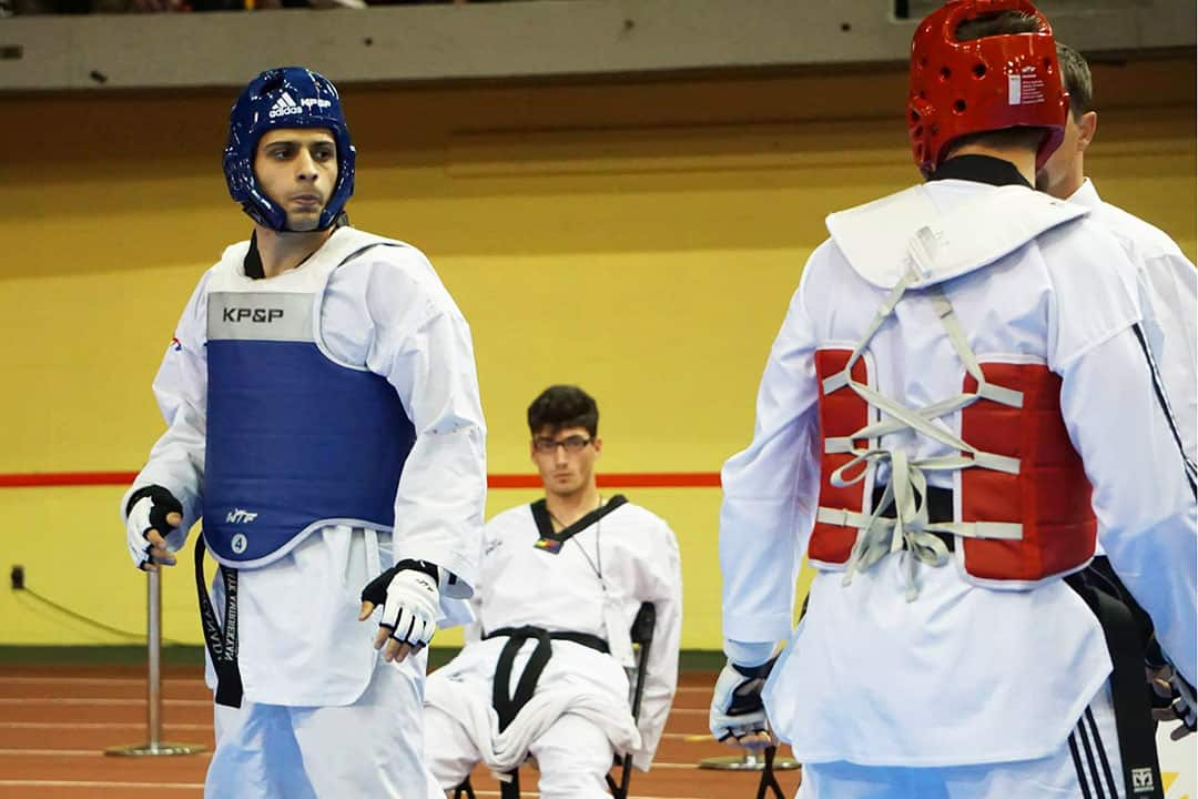 From Toronto to Taipei: a journey in taekwondo – The Varsity