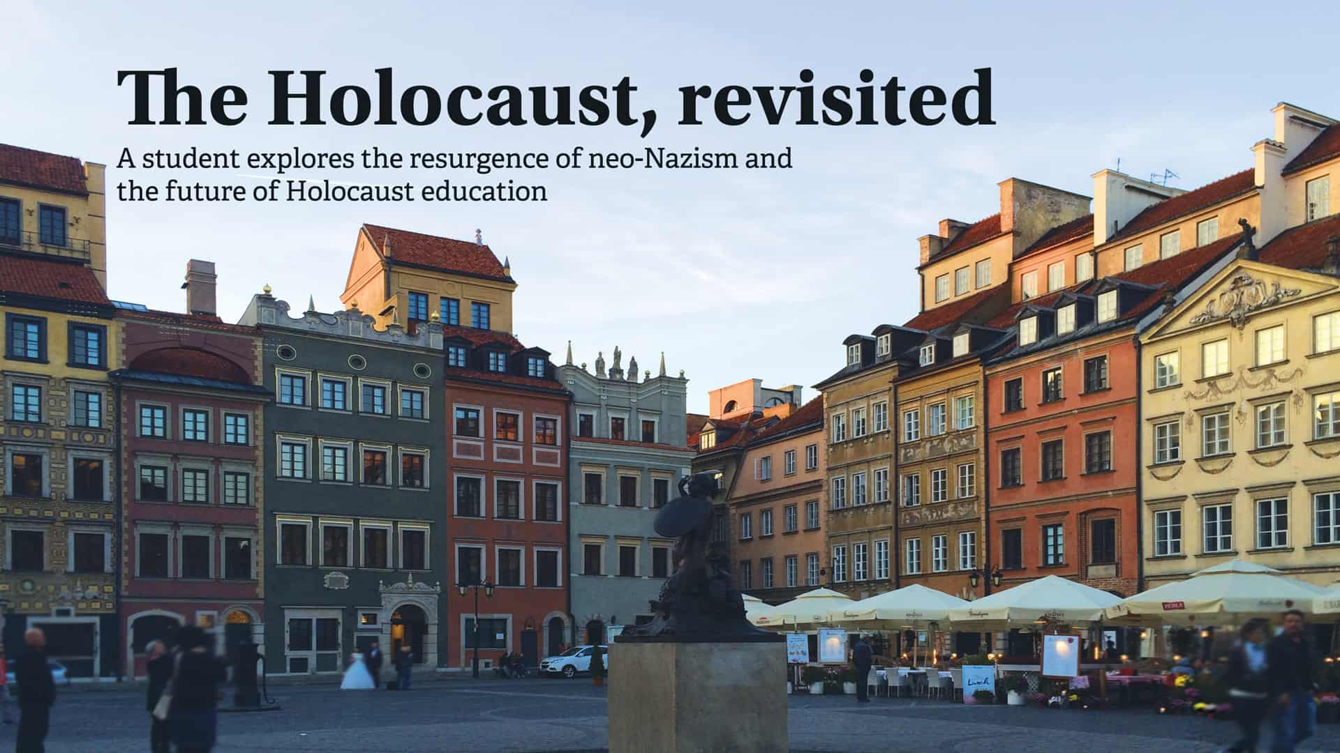 The Holocaust, revisited
