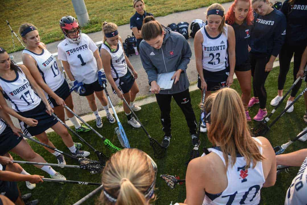 Jeska Eedens leads a bright future for Blues women's lacrosse