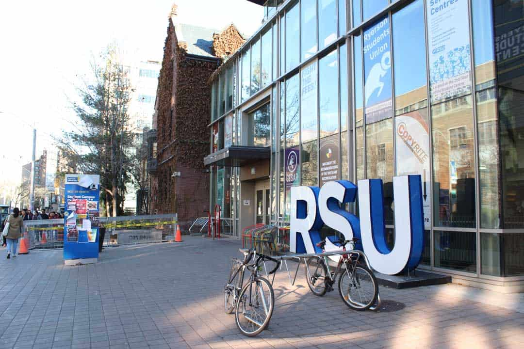The letter of condemnation was co-signed by the RSU and the university's centre for disabilities. MIN HO LEE/THE VARSITY