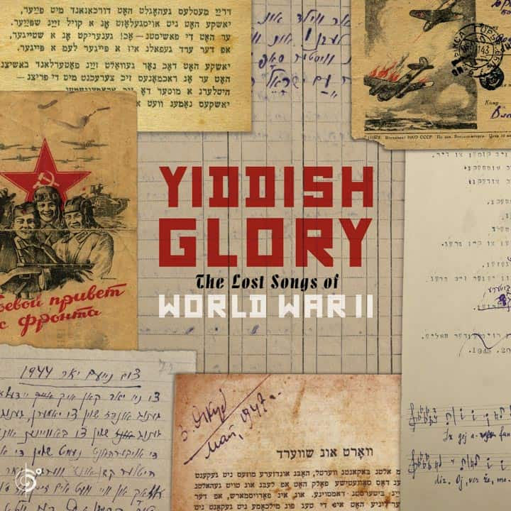 Yiddish Glory album gives new life to Jewish folk music during WWII