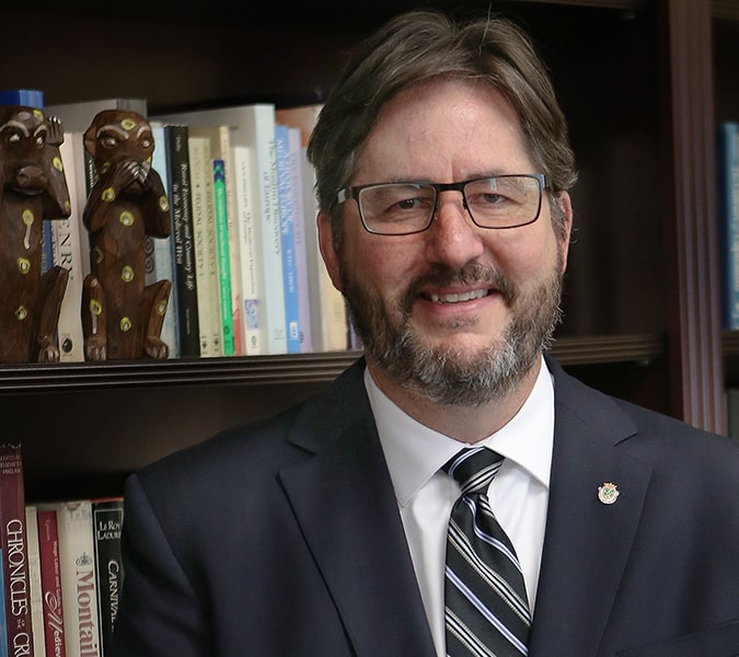 David Sylvester appointed President of St. Michael's College