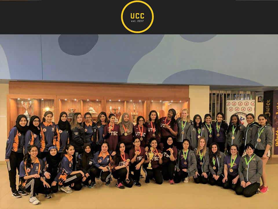 UTSC hosts, wins its first women's tri-series cricket tournament