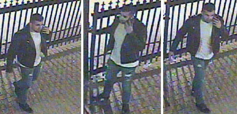 Man wanted after sexual assault at Madison Avenue Pub