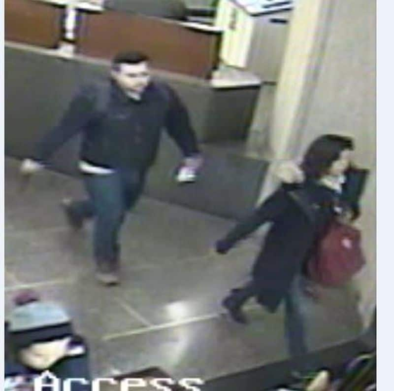 Two suspects wanted for thefts in U of T libraries