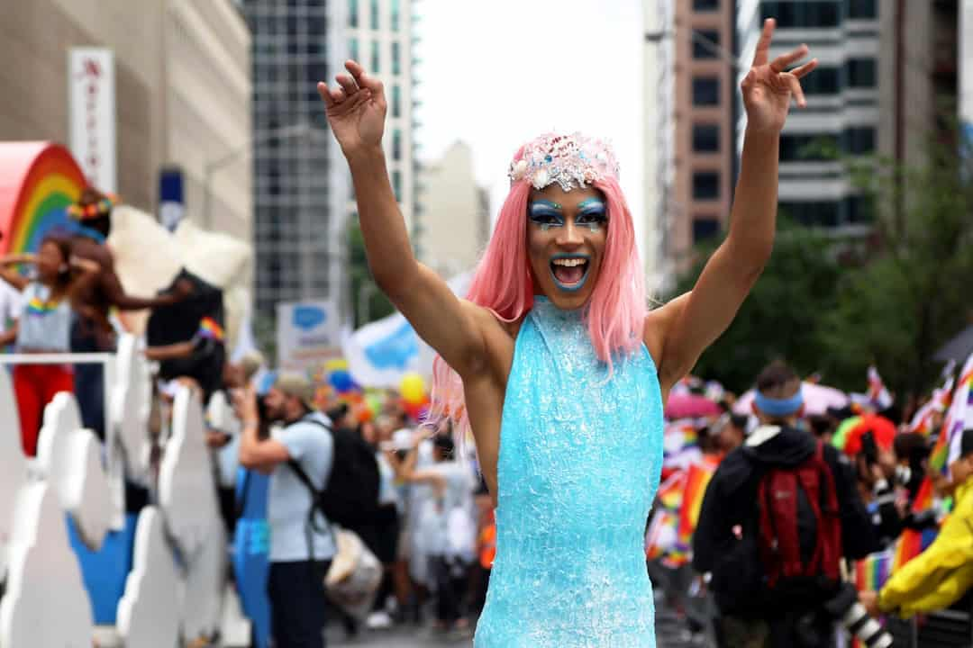 In Photos: The 2018 Toronto Pride Parade