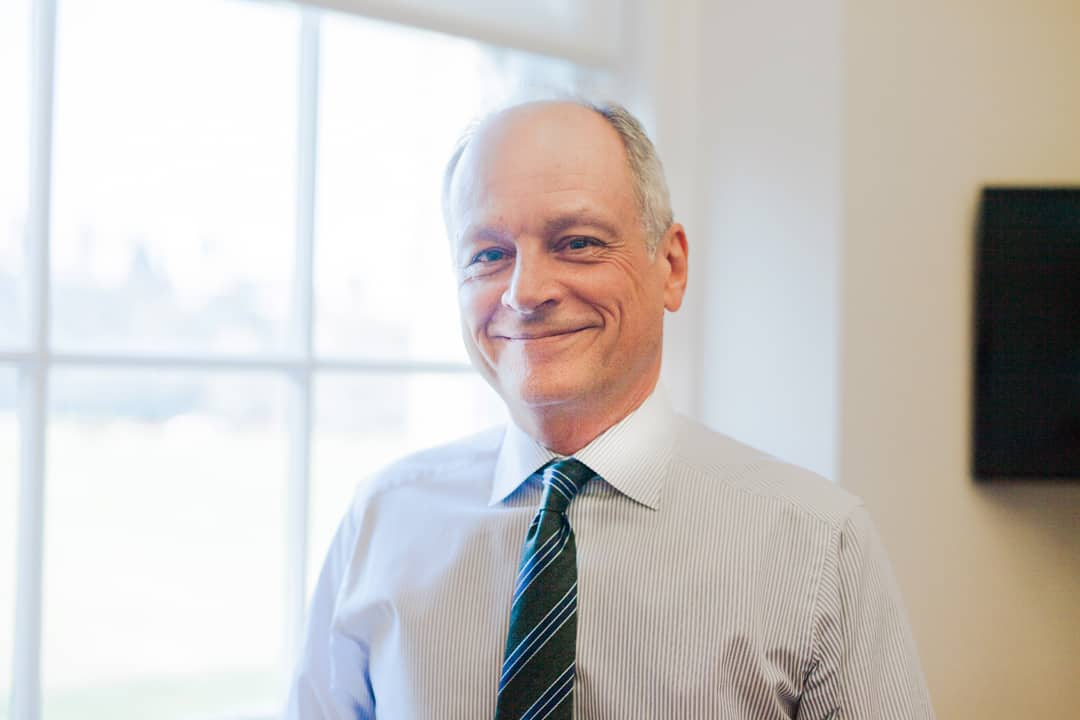 U of T President Meric Gertler is facing backlash from professors over concerns of anti-Semitism on campus. BRIAN RANKIN/THE VARSITY