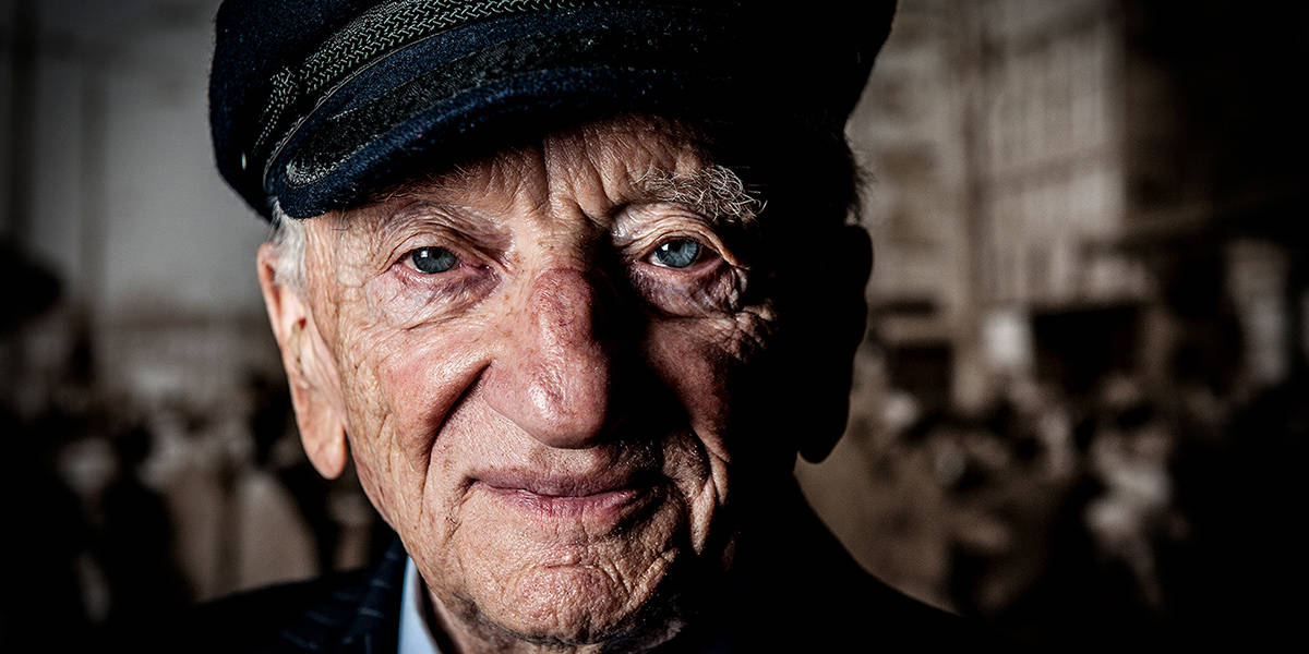 Prosecuting Evil tells the story of Ben Ferencz, the last surviving Nuremberg trials prosecutor. PHOTO COURTESY of TIFF