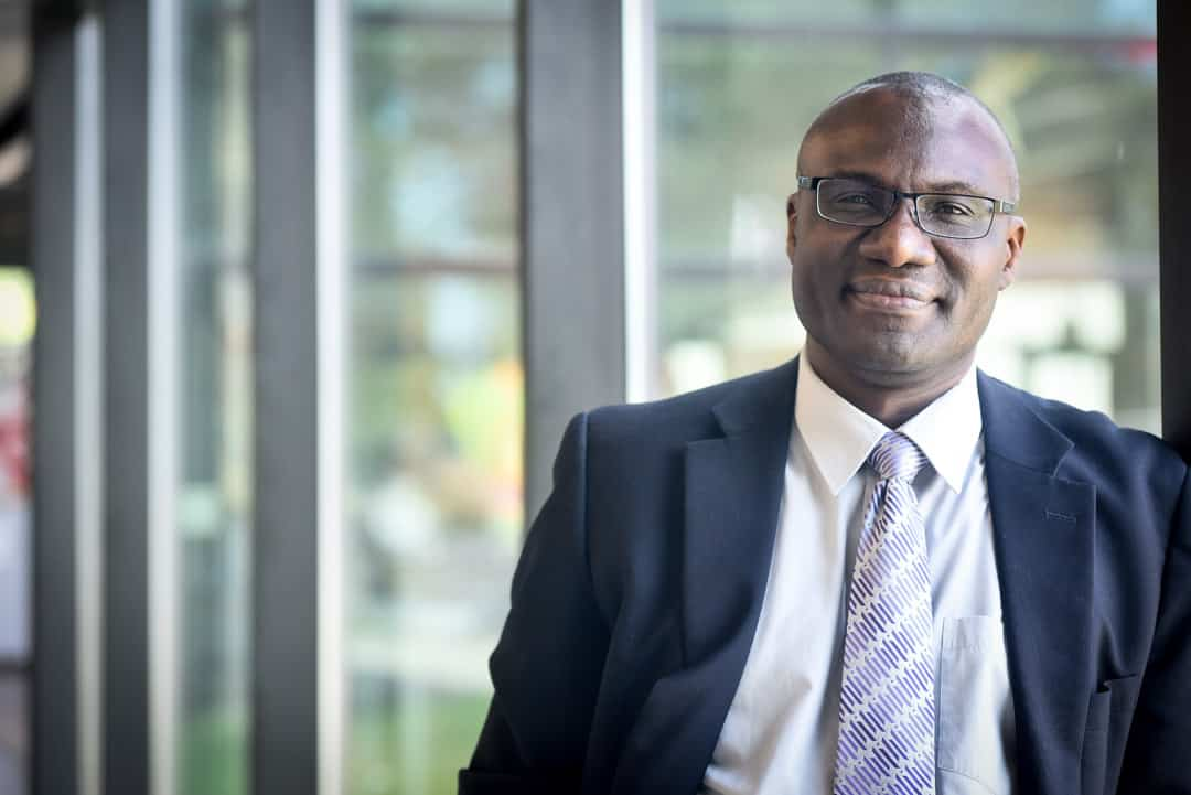 Tettey previously headed the Faculty of Arts & Science at UBC Okanagan. PHOTO COURTESY of UNIVERSITY OF TORONTO SCARBOROUGH