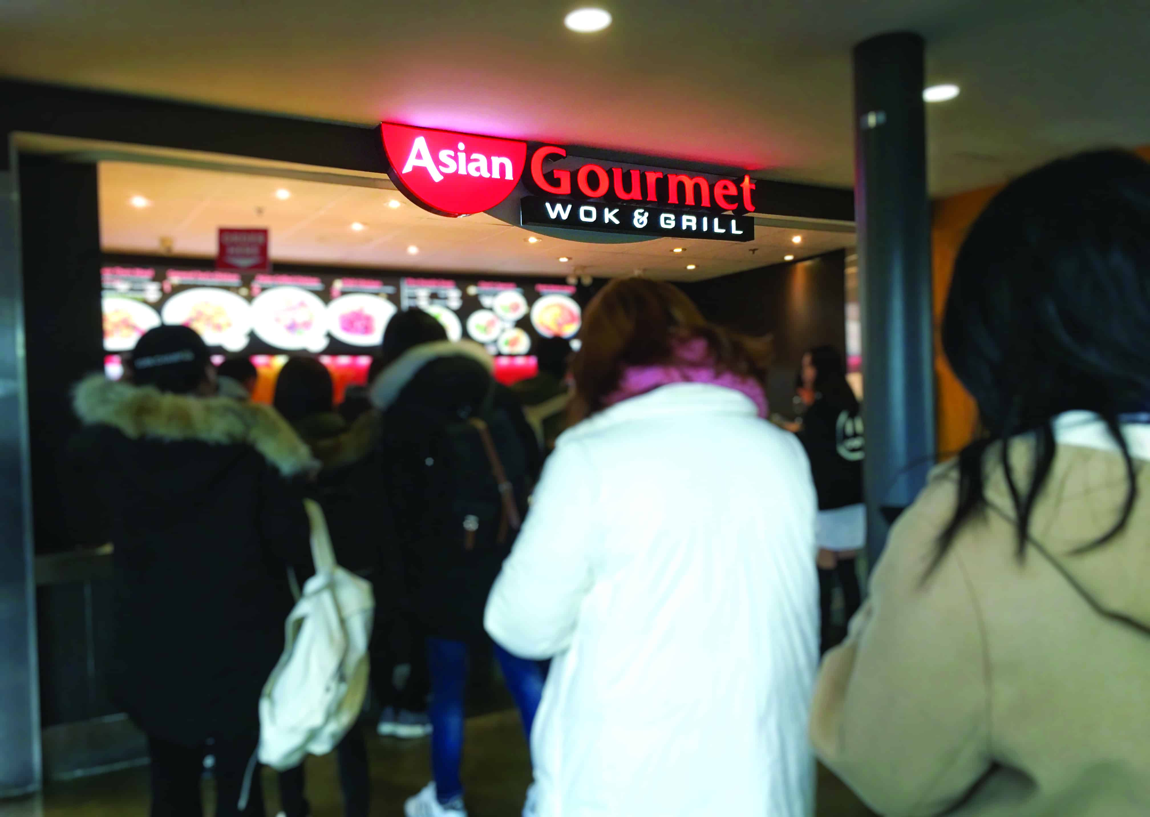 Insects have been found in food sold by Asian Gourmet to UTSC students. PATRICK CRUZ/THE VARSITY