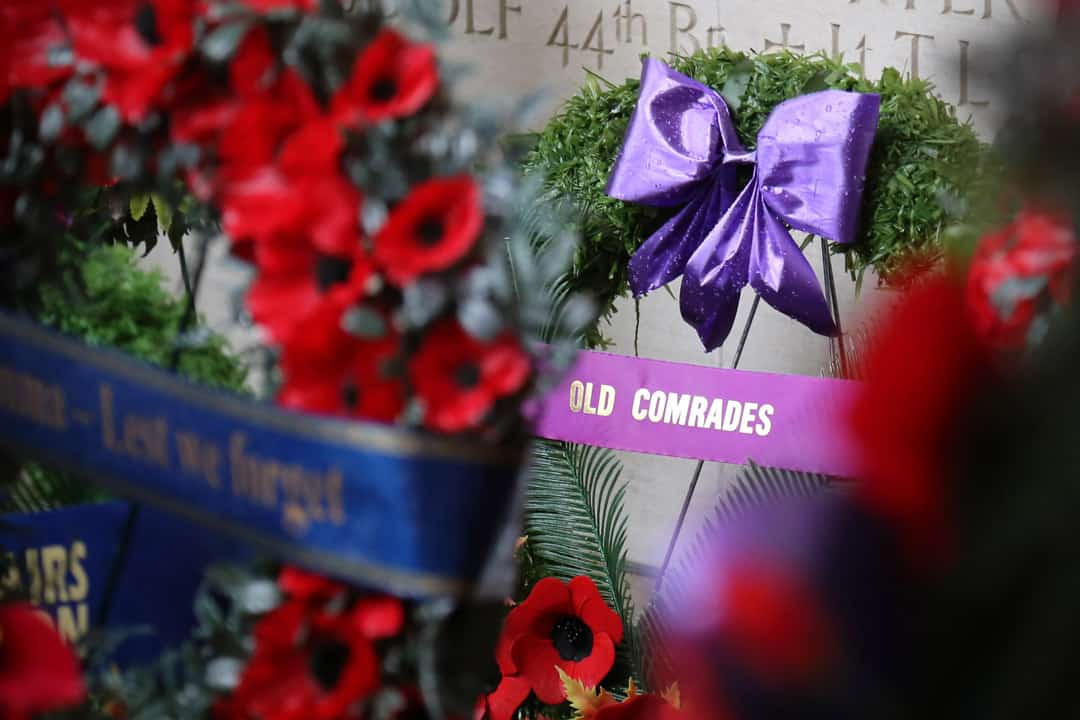 In Photos: Remembrance Day 2018