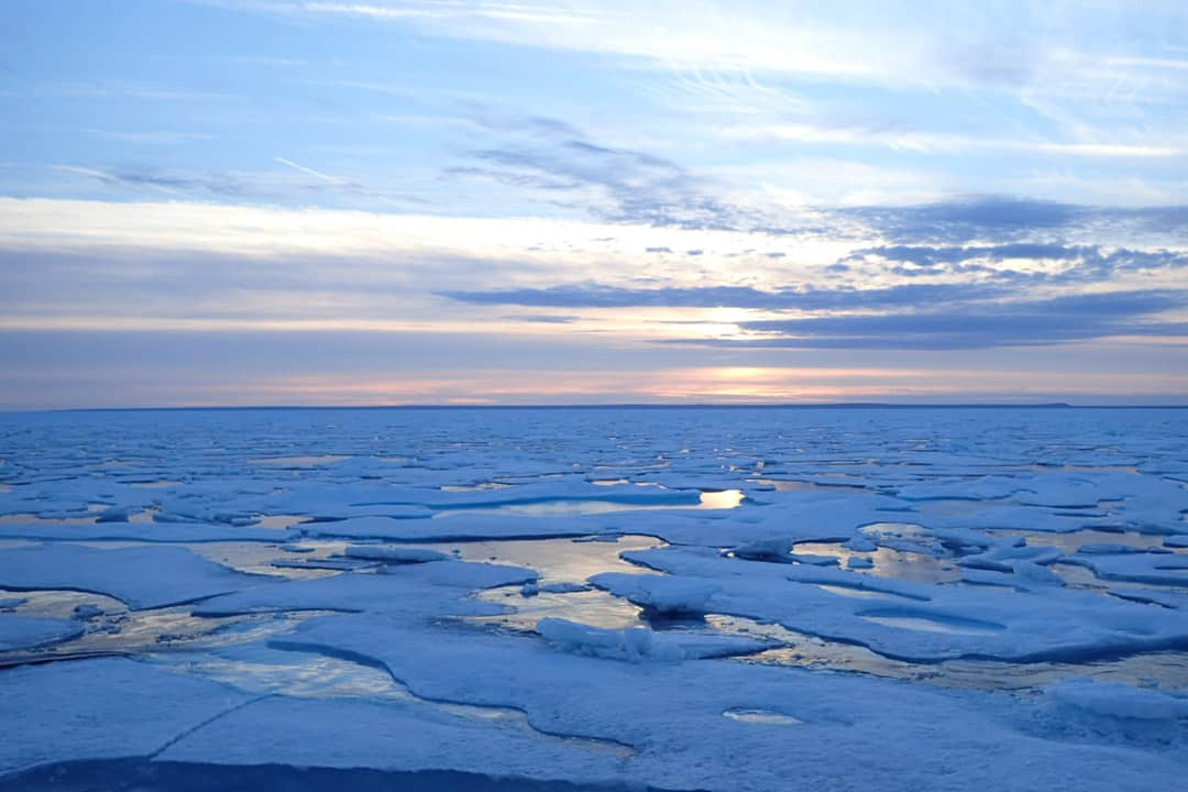 Atmospheric aerosol can influence Arctic climate. CLARA THAYSEN/THE VARSITY