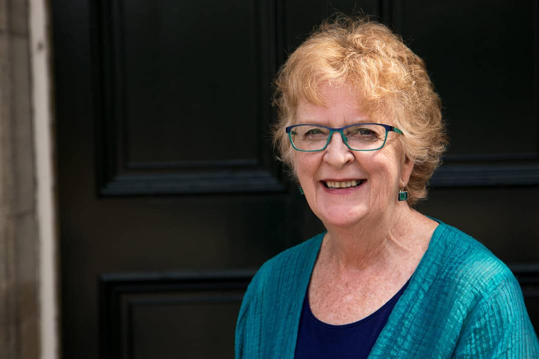 U of T Ombudsperson Ellen Hodnett was re-appointed to her position late last year. PHOTO BY CHRISTOPHER SORENSEN
