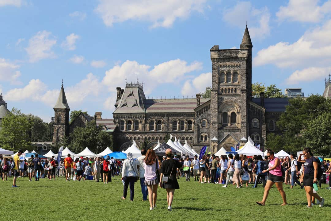 U of T student societies could lose millions of dollars in incidental fees next year. SHANNA HUNTER/THE VARSITY
