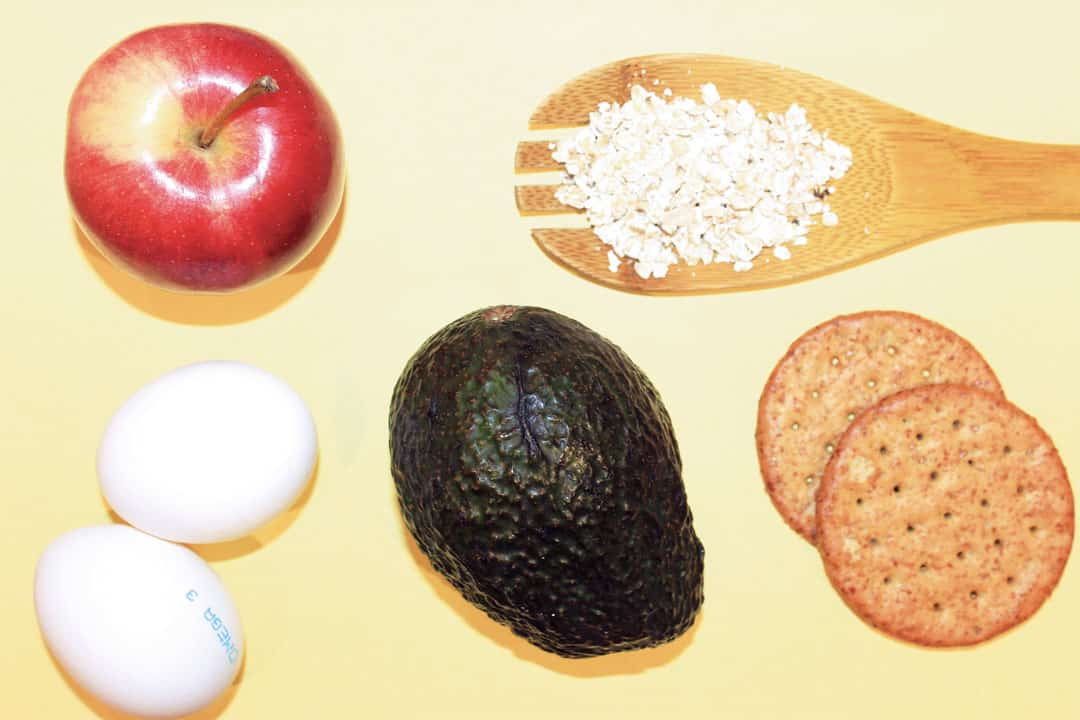 Healthy snacks to start the summer