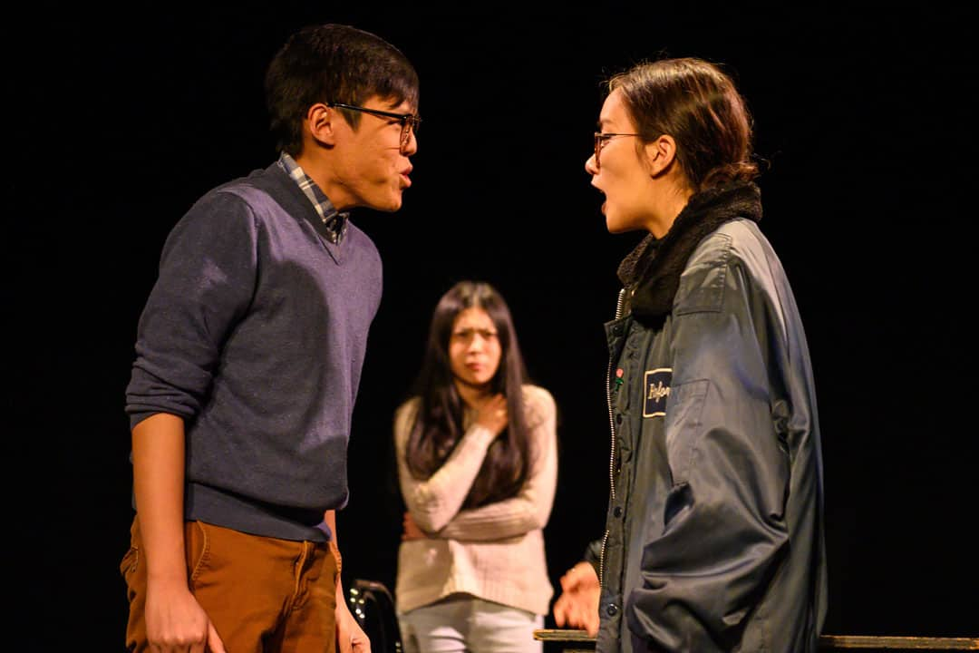 A Perfect Bowl of Phở is in currently in its third generation. It began at the U of T Drama Festival in 2017, was then put on at the Paprika Festival in the summer of 2018, and is now being performed at the Factory Theatre until February 10. PHOTO COURTESY OF DAHLIA KATZ