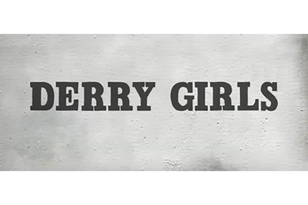 Derry Girls orginally premiered on the British television network, Channel 4.  Season 2 will air this fall. GIRLS VIA WIKIMEDIA