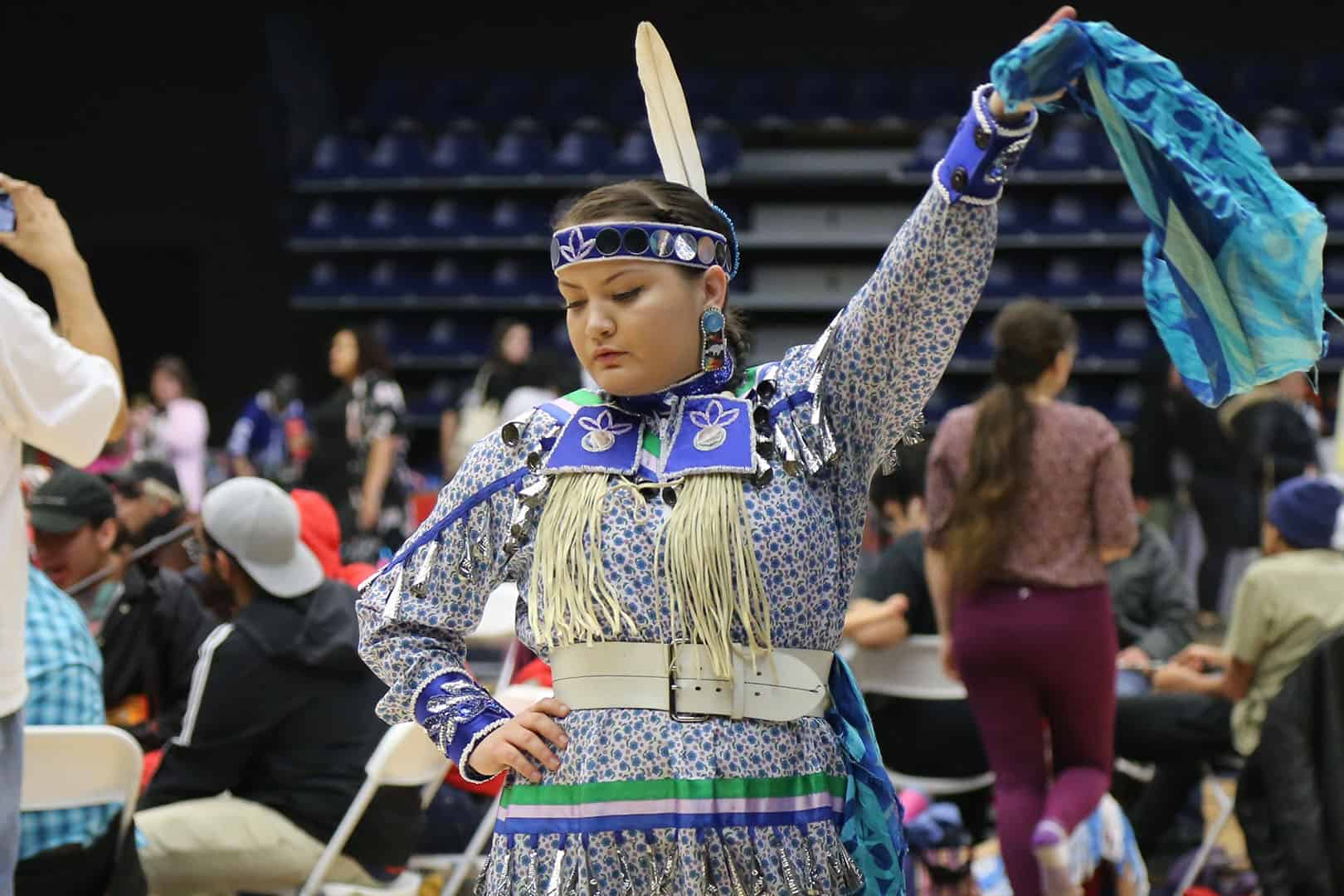 In Photos:  U of T's 2019 Honouring Our Students Pow Wow