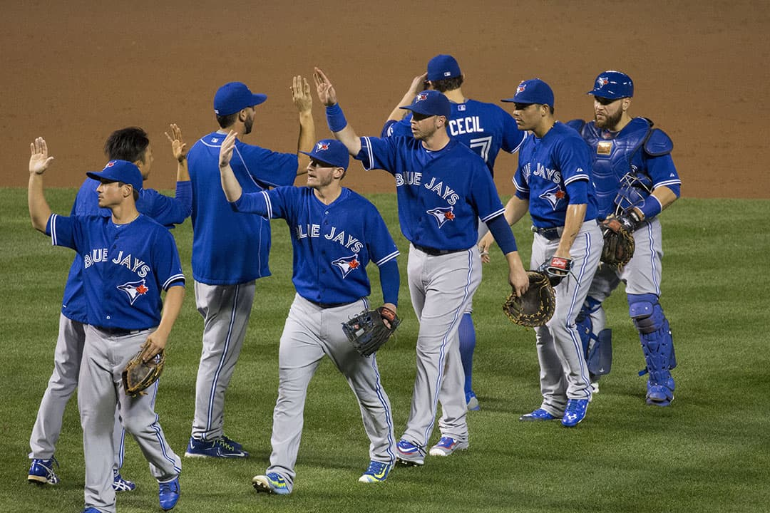 The Jays are optimistic with a new manager and fresh crop of young players. KEITH ALLISON/CC FLICKR
