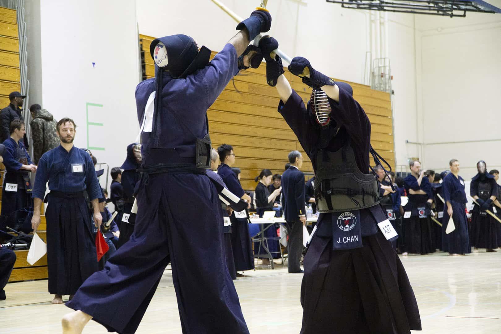 In Photos: 2019 U of T Kendo Invitational Tournament