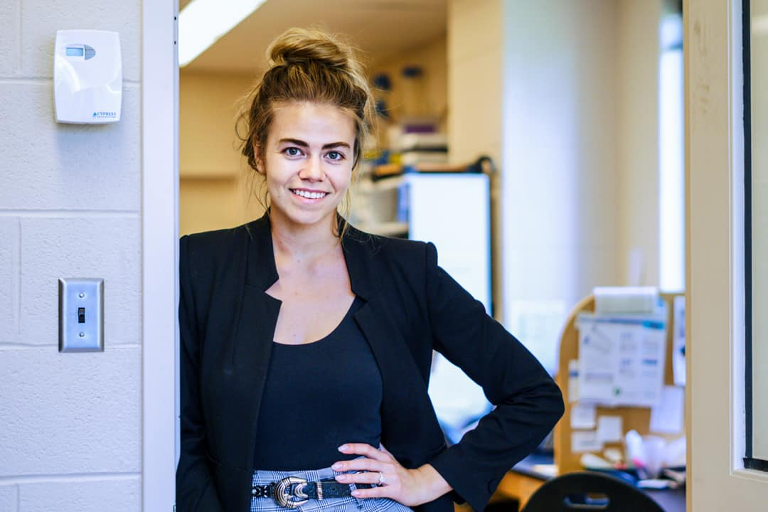 Women in STEM: Neuroscience PhD candidate and science communicator Kath Intson