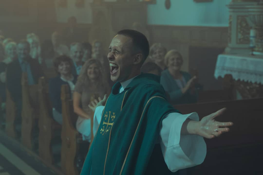 Corpus Christi earned the Polish entry for the Best International Feature Film at next year's Academy Awards. COURTESY OF TIFF