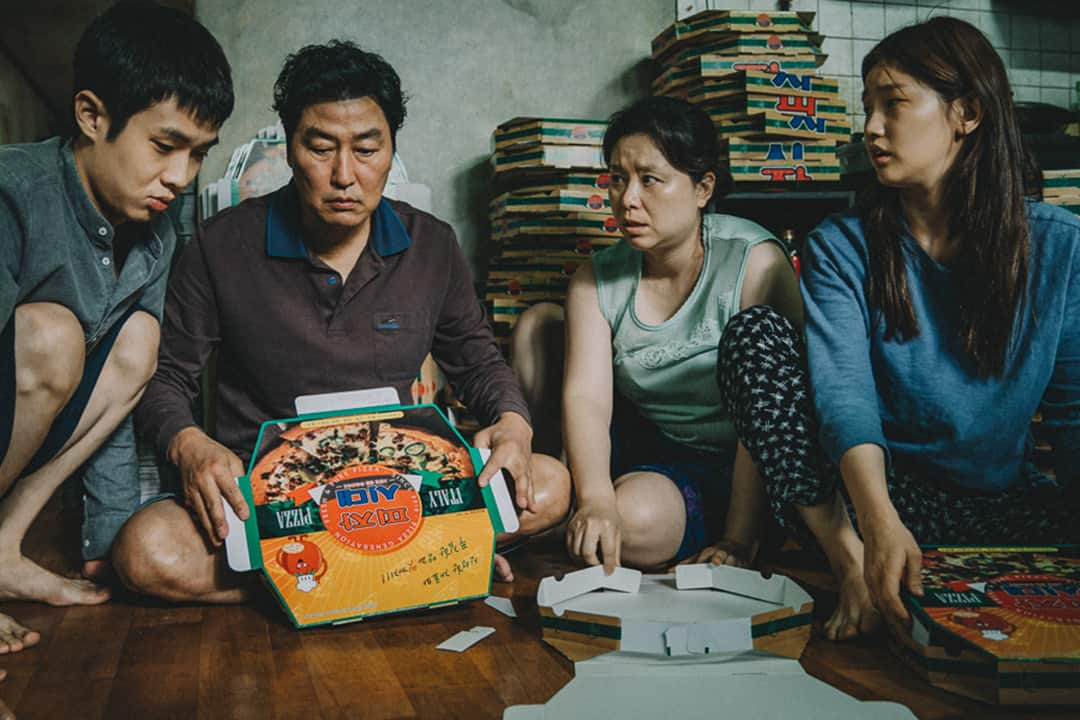 Parasite is a South Korean dark comedy thriller. Courtesy of Tiff | IMAGE HAS BEEN CROPPED