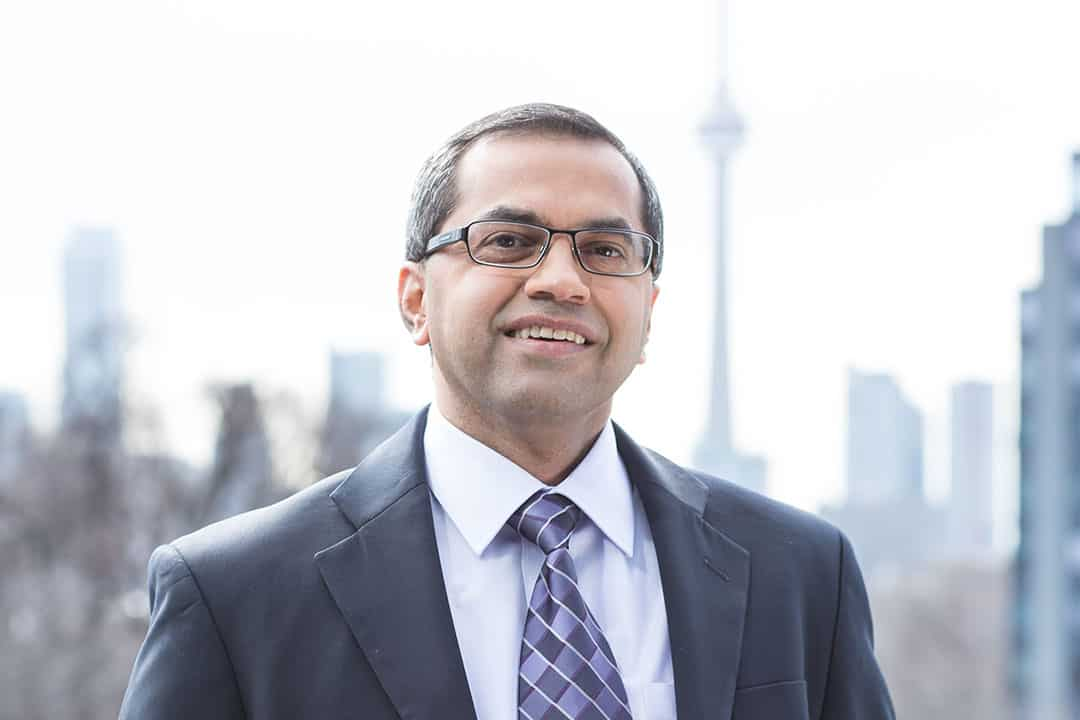 Professor Dilip Soman helps organizations make evidence-based decisions. PHOTO COURTESY OF JAMES KACHAN | IMAGE HAS BEEN CROPPED
