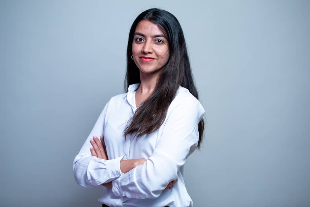 Rini Sharma worked on projects at CBC, Citytv, Netflix, and GlobalTV before enrolling at Rotman. DINA DONG/THE VARSITY