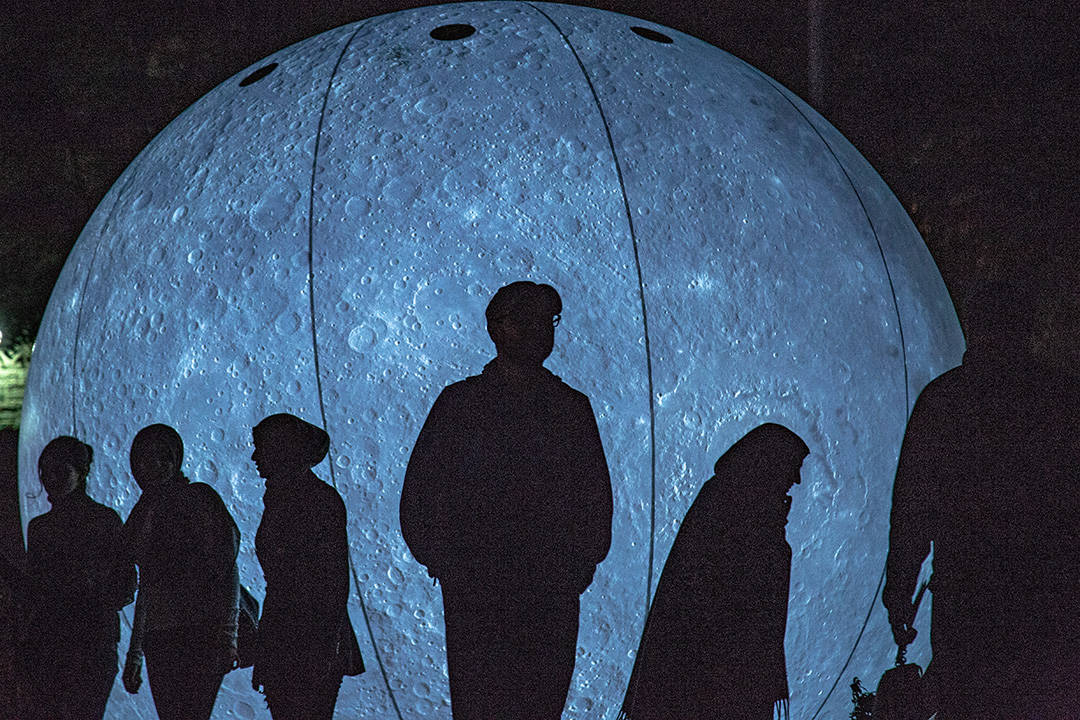 The Dunlap Institute held its third annual Planet Gazing Party in September. DINA DONG/THE VARSITY
