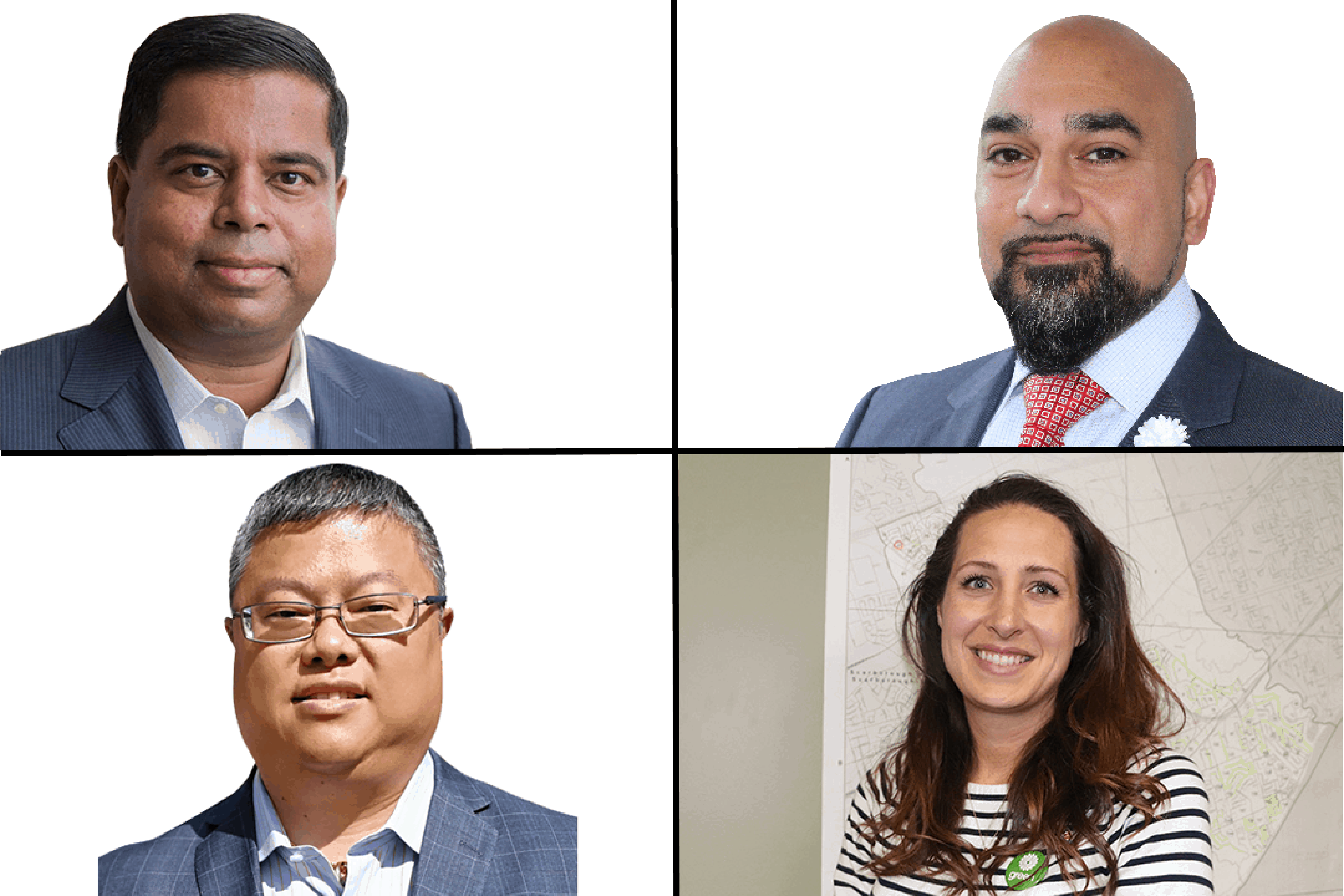 Candidate Profiles for Scarborough–Rouge Park